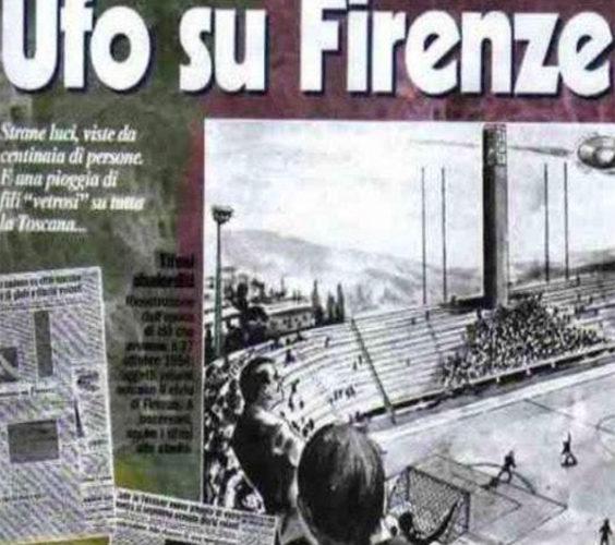 ovnis football fiorentina pistoiese